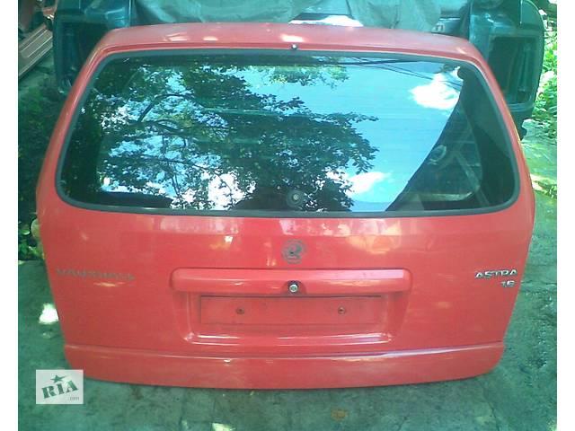 бу Крышка багажника Опель Астра Ж/Opel Astra G /комби /караван /универсал в Черкассах