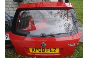 Крышка багажника Skoda Fabia