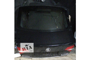 Крышка багажника Skoda SuperB New