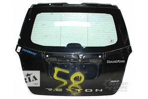 б/у Крышка багажника SsangYong Rexton