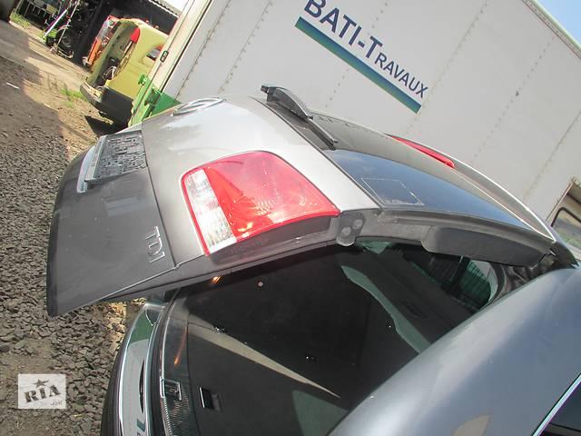 купить бу Крышка багажника Volkswagen Touareg VW Touareg Фольксваген Туарег 2003-2006г. в Ровно