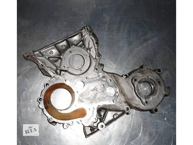 купить бу Крышка двигателя передняя Renault Master Рено Мастер Opel Movano Опель Мовано Nissan Interstar 2.5 dсi в Ровно