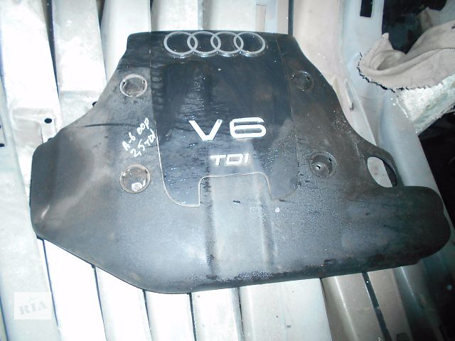 бу крышка мотора для Audi A6, 2.5tdi, 2000, 059103927L в Львове