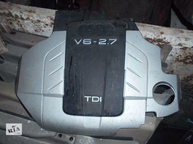 бу Крышка мотора для Audi A6, 2.7, 3.0tdi, 2007, 059103925BA в Львове