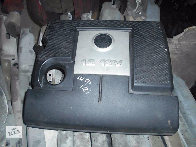 купить бу крышка мотора для Skoda Fabia, 1.2i, 03D129607K в Львове