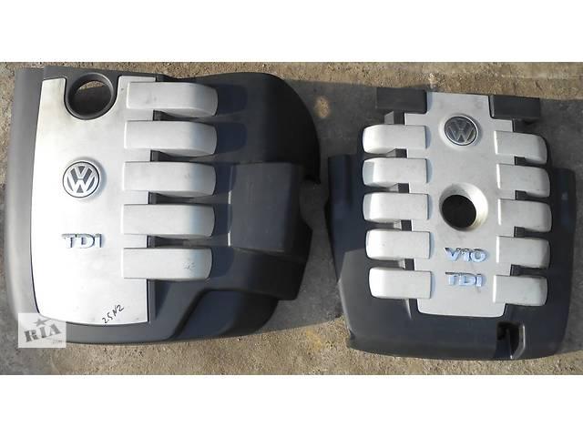 продам Крышка мотора Volkswagen Touareg Туарег 2.5 R5 / 5.0 TDI 2003 - 2006 бу в Ровно