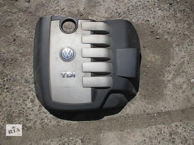 бу Крышка мотора Volkswagen Touareg Туарег 2003 - 2009 в Ровно