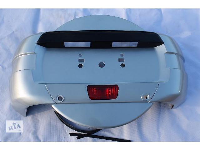 Крышка запасного колеса калитка Mitsubishi Pajero Wagon 4 6430A117, 6430A118- объявление о продаже  в Луцке
