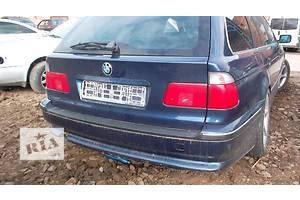 б/у Крышка багажника BMW 525