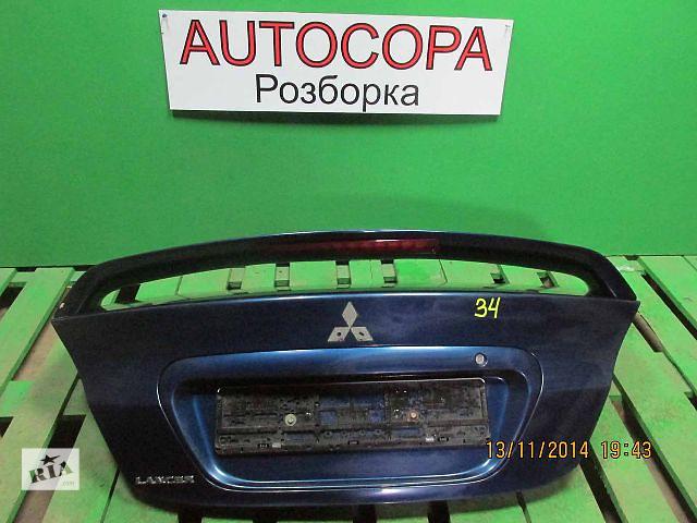 купить бу Крышка багажника для легкового авто Mitsubishi Lancer в Львове