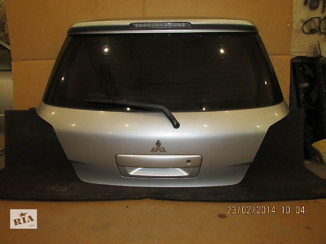 бу Крышка багажника для легкового авто Mitsubishi Outlander в Львове