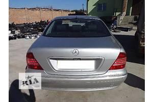 б/у Крышки багажника Mercedes S 320