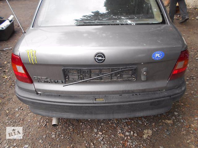 продам крышка багажника для седана Opel Astra F, 1995 бу в Львове