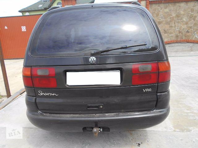 продам Крышка багажника для Volkswagen Sharan Минивен 1998 бу в Львове