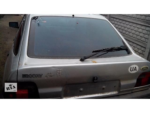 продам крышка багажника Ford Escort 1991 форд эскорт бу в Ровно