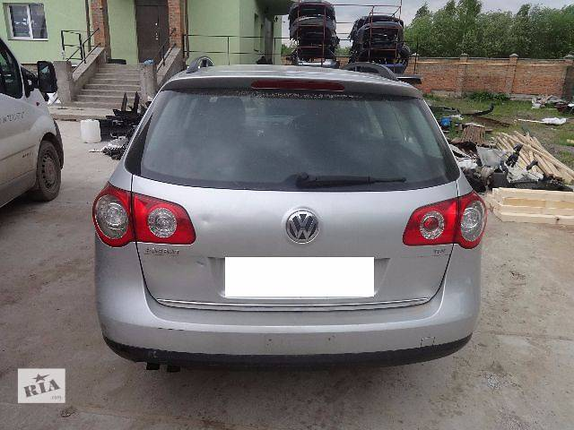 продам Крышка багажника Volkswagen Passat B6 Универсал 2007 бу в Львове