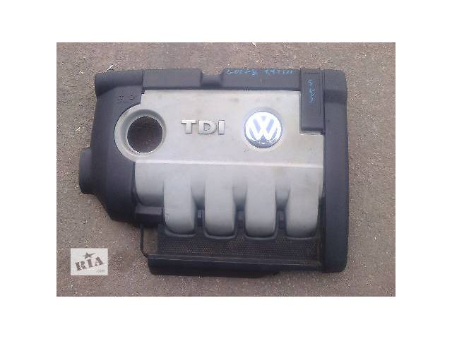 продам крышка на двигатель 1,9 TDI. BLS, б/у Легковой Volkswagen Caddy бу в Житомире