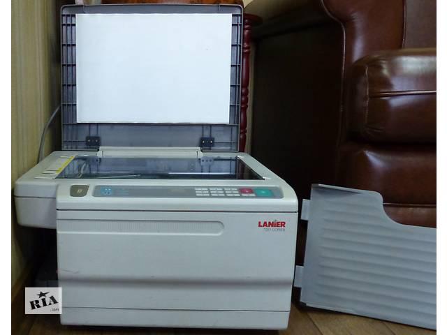 Ксерокс  Lanier 7213 copier - объявление о продаже  в Черноморске (Ильичевск)
