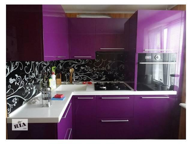 Кухни угловые, кухни прямые под/на заказ от производителя.-Киев -Сумы- объявление о продаже  в Сумах