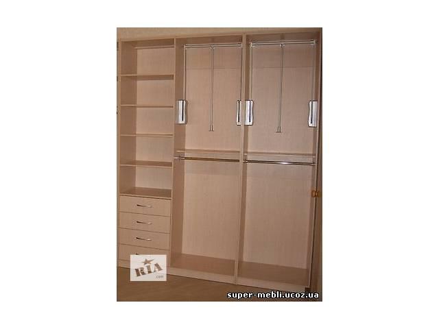 Кухни, шкафы-купе, гардеробные комнаты, прихожие на заказ Харьков- объявление о продаже  в Харькове