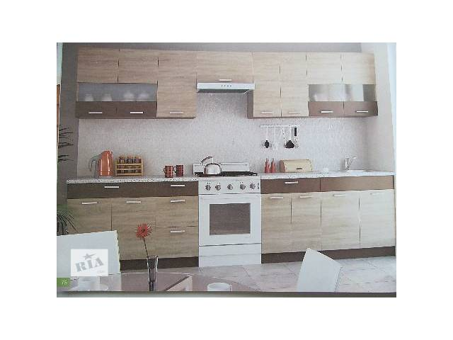 бу Кухня фабричная на заказ в Львове