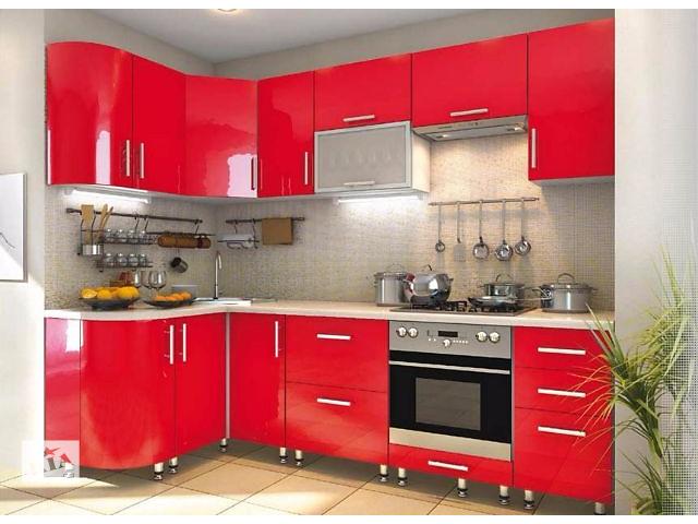 продам Кухня угловая (2,6*1,3 м.) бу в Киеве