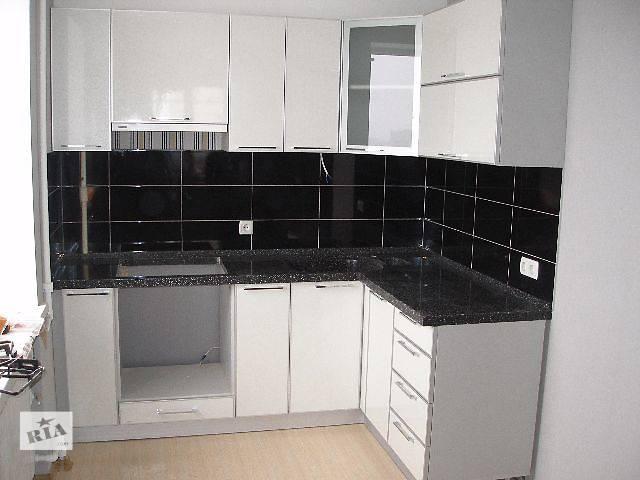 бу Кухонная мебель недорого для маленьких кухонь на заказ по вашим размерам в Харькове