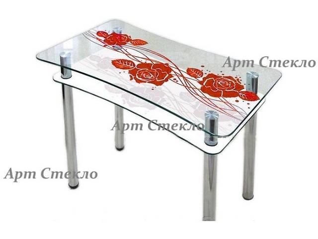 бу Кухонные столы из стекла в Дружковке
