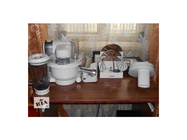 продам Кухонный комбайн BOSCH MUM 4855 бу в Ивано-Франковске