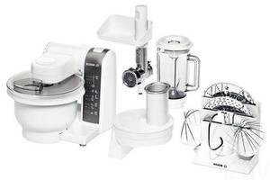 Новые Кухонные комбайны с нарезкой кубиками Bosch