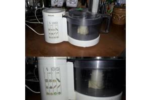 б/у Кухонные комбайны с нарезкой кубиками Philips