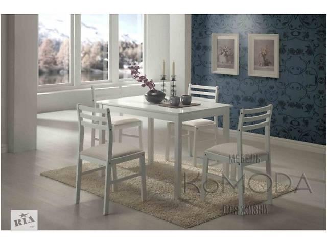 Кухонный комплект ( стол+стулья)- объявление о продаже  в Киеве