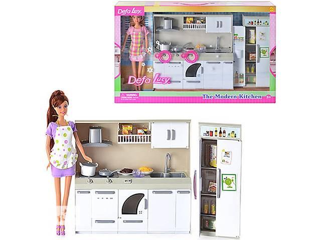 продам Кукла Defa с кухонным гарнитуром 6085 бу в Киеве