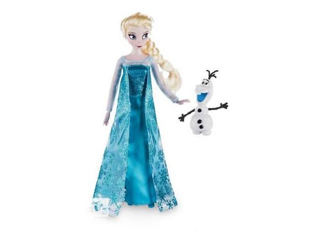 продам Кукла Эльза и Олаф Холодное сердце Дисней принцесса Elsa Frozen Disney 2016 бу в Днепре (Днепропетровске)