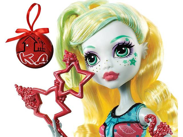 Кукла Lagoona Blue Лагуна Блю из серии Dance The Fright Away- объявление о продаже  в Харькове