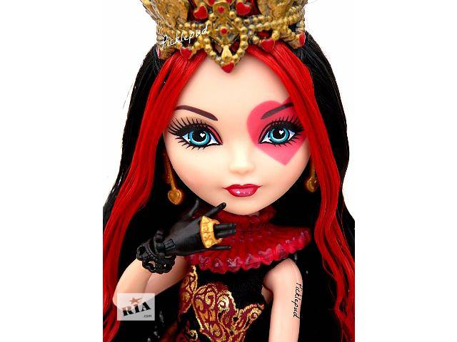 бу Кукла Lizzie Hearts Ever After High Лиззи Хартс в Киеве