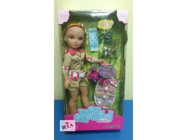 продам Кукла Майла защитница животных 40см бу в Киеве