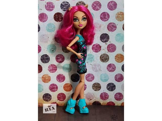 бу Кукла Monster High Ghoul Fair Howleen Wolf в Одессе