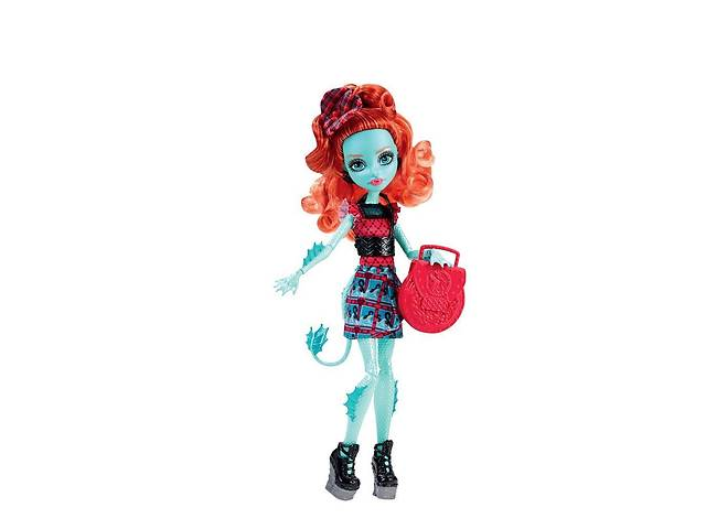 купить бу кукла Monster High Monster Exchange Program Lorna McNessie в Одессе