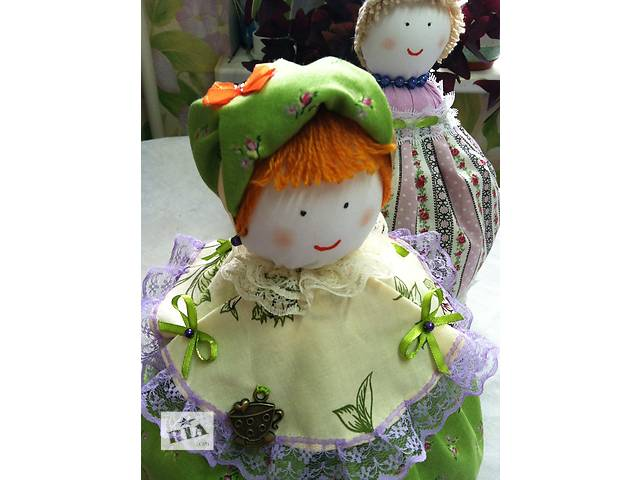 продам Кукла на чайник ,заварник, кофейник бу в Кривом Роге
