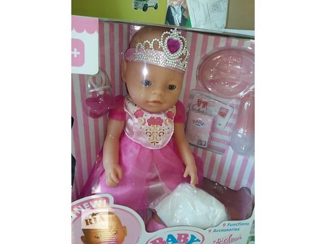 купить бу Кукла пупс Baby Born Беби борн Волшебная Принцесса в Ровно