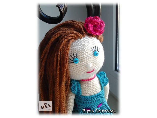купить бу Кукла ручной работы в Черкассах