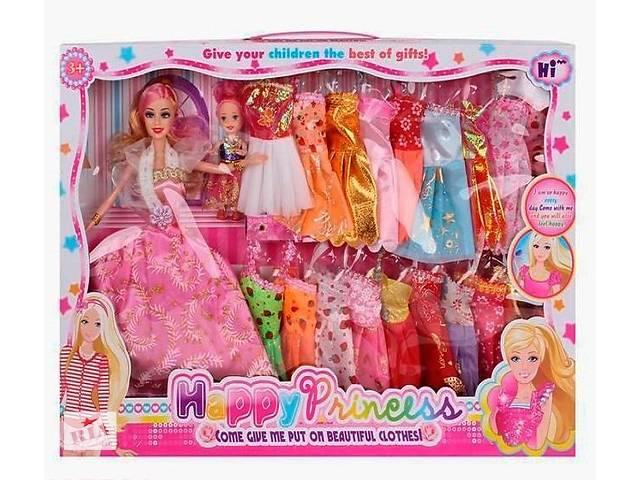 продам Кукла с нарядом 3617 А-1 в коробке Длина: 47 см Ширина: 6 см Высота: 33 см бу в Киеве