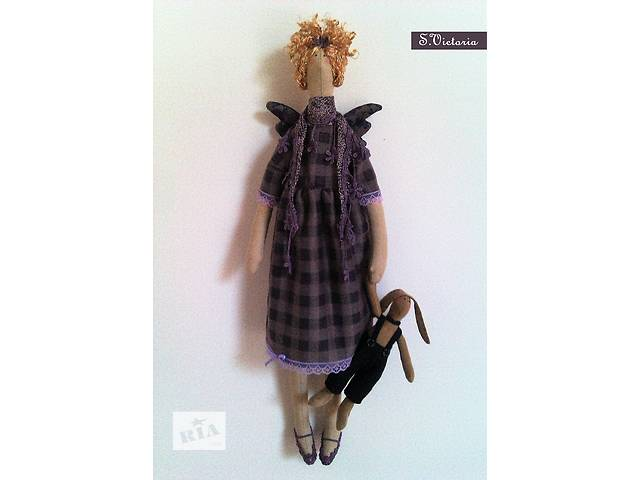 купить бу Кукла Тильда 50см в Запорожье
