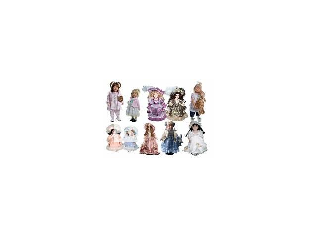Кукла фарфоровая декоративная- объявление о продаже  в Киеве