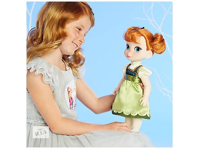 продам Кукла малышка Анна Холодное сердце Disney США 2014 бу в Киеве