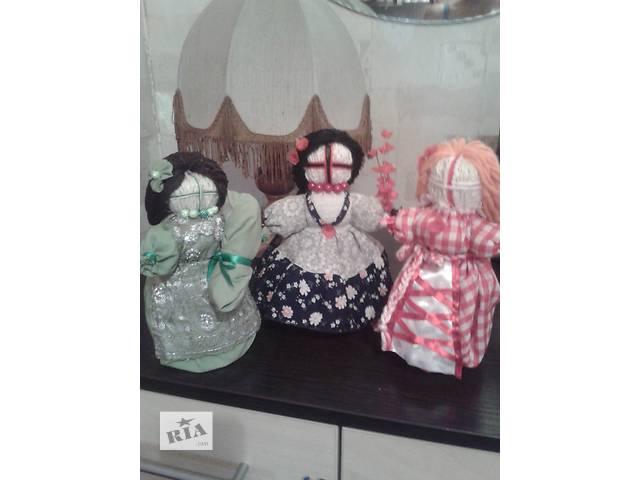 купить бу Куклы мотанки обереги ручной работы в Виннице