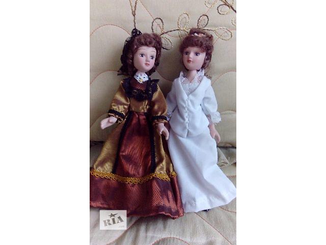 продам Куклы из серии Дамы эпохи бу в Никополе (Днепропетровской обл.)