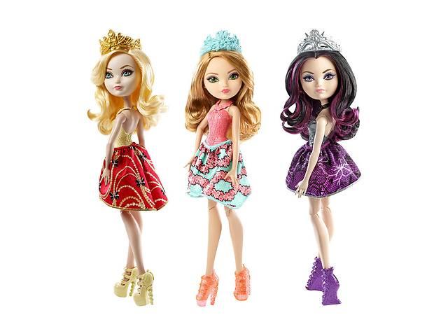 бу Куколка Ever After High Apple White и Raven Queen в Одессе