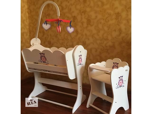 """продам Кукольная мебель """"Совушки"""" бу в Мариуполе"""